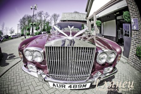 Оформляем свадебный автомобиль