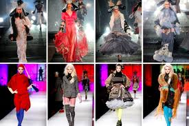 Тенденции моды осень зима 2013