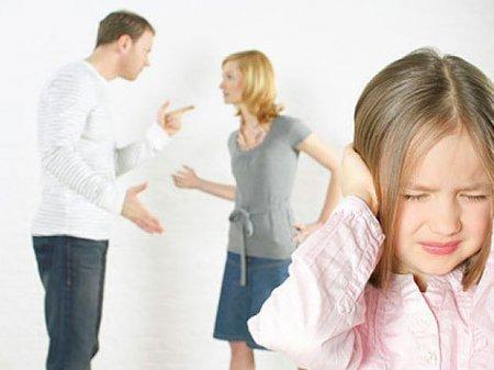Развод родителей и судьба детей