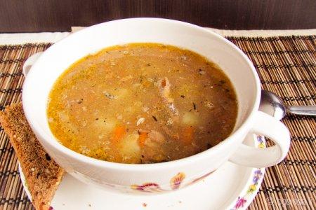 """Как приготовить суп из консервы """"Сайра"""""""