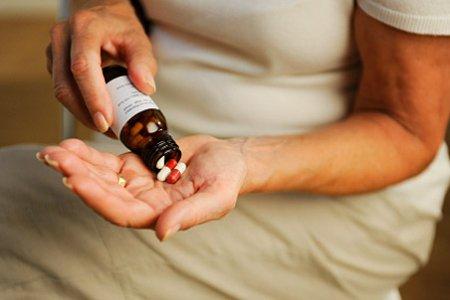 Таблетки в период менопаузы