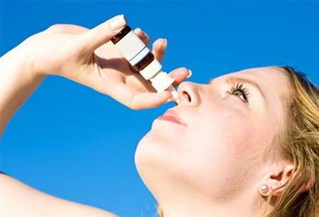 Лекарство Альбуцид при насморке