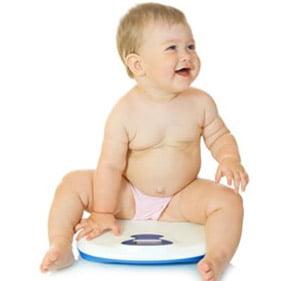 норма веса ребенка фото