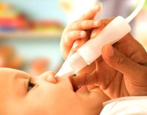 Капли для новорожденных от насморка фото