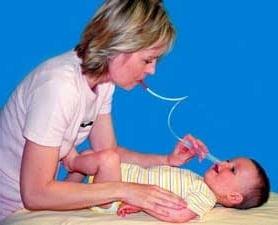 Лечение насморка у новорожденных фото