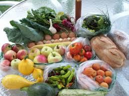 Овоши и фрукты для диет фото