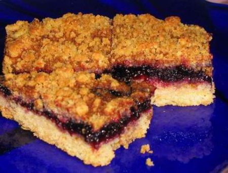фото пирога с вареньем