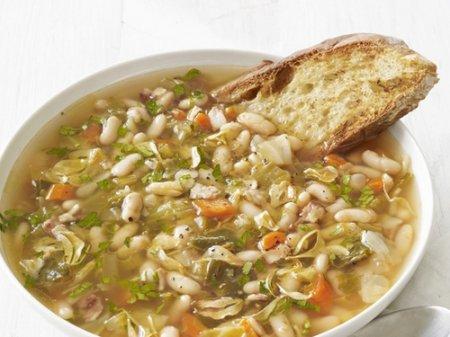 Суп «Риболлита»:фото