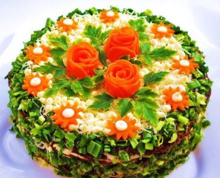 Закусочный пирог из репы фото