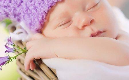 Цветение у новорожденных: фото