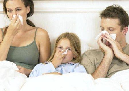 Первые признаки простуды что делать фото