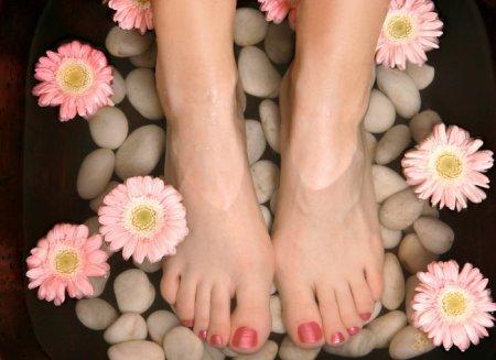 Народные рецепты от потливости ног фото