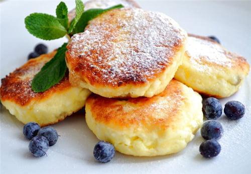 сырники.пошаговый рецепт с фото