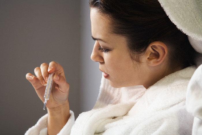 Температура при беременности как сбить