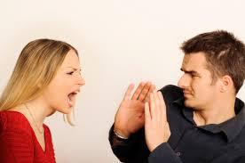 Жена ругается что муж не работает фото
