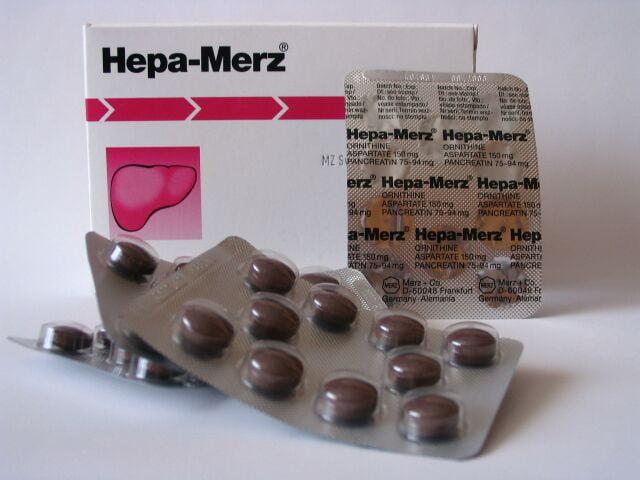 Гепа лекарство