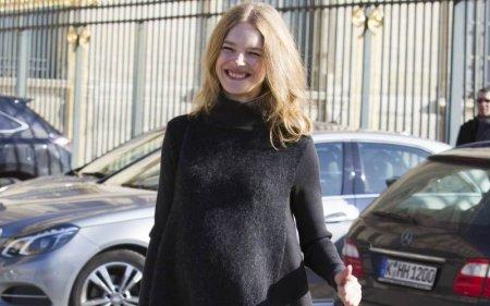 Водянова Наталья родила фото