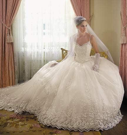 сонник свадебное платье на знакомой