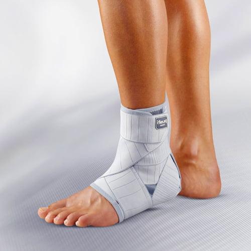 как снять опухоль после перелома ноги