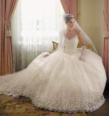 Свадебное платье приснилось фото