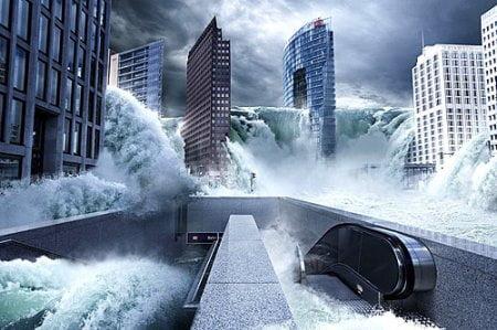 Приснился потоп фото
