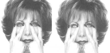 Гимнастика для лица Кэрол Маджио фото