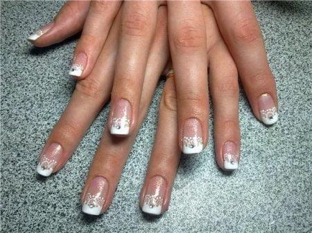 Рисунки шеллаком на ногтях. Оригинальные и необычные идеи ногтевого дизайна.