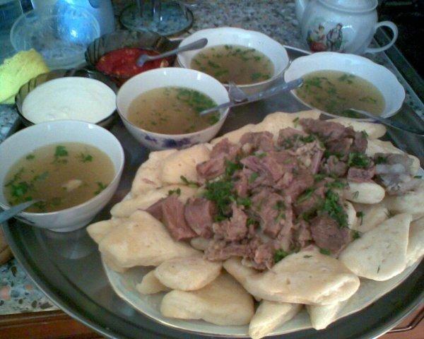 Чеченский хинкал рецепт с пошаговым фото