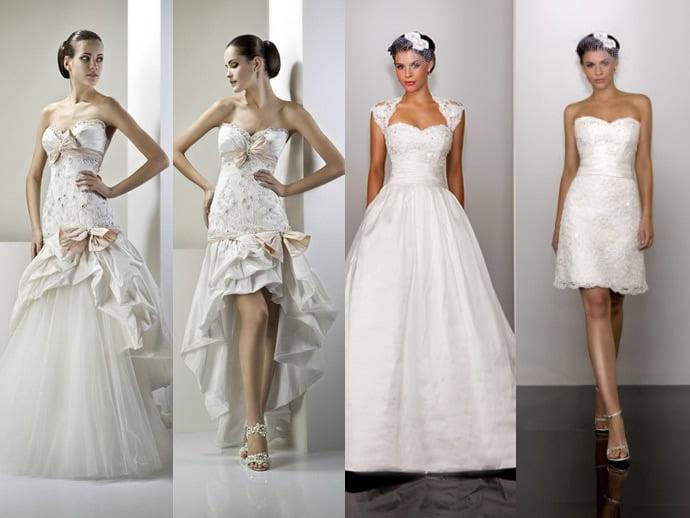 Свадебные платья фото с описанием
