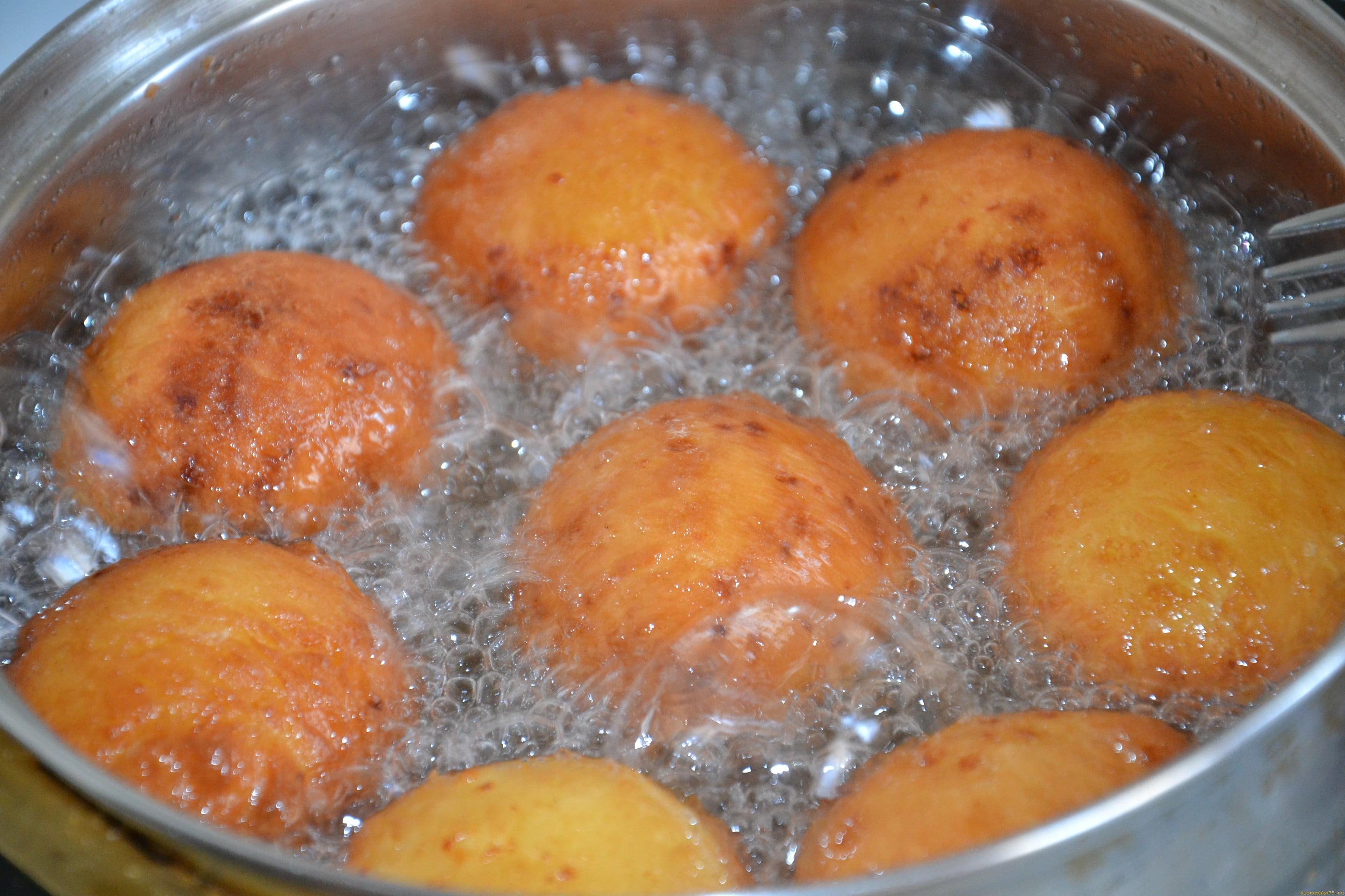творожные шарики рецепт во фритюре фото рецепт