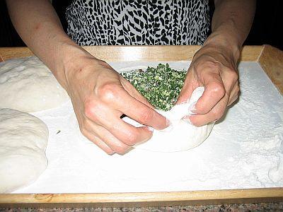 осетинские пироги рецепт фото