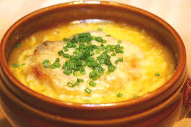 французскй луковый суп с сыром фото