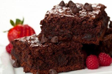 Шоколадный брауни – рецепт фото