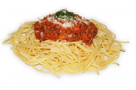 Как приготовить спагетти болоньезе фото