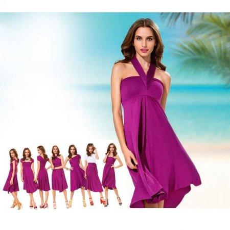 Платье-трансформер Орифлейм – фото, описание, преимущества и варианты носки.