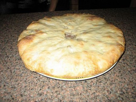 Осетинские пироги. Рецепт приготовления классического осетинского пирога.