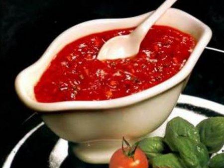 Грузинский соус сацебели – рецепт приготовления в домашних условиях.
