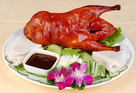Утка по-пекински – рецепт фото