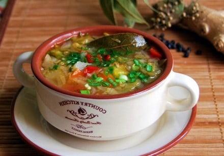 Диета, боннский суп фото
