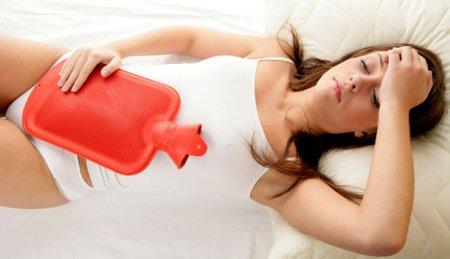 Простуда придатков - симптомы фото