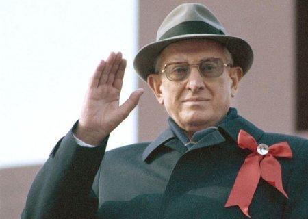 Андропов Юрий Владимирович - биография, жизненный путь и политическая деятельность.