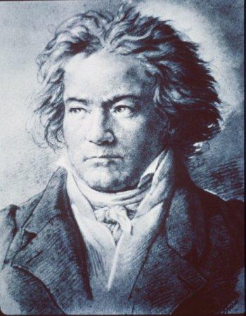 Бетховен Людвиг Ван фото
