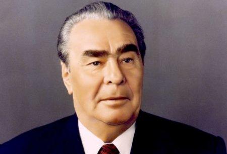 Леонид Ильич Брежнев - фото