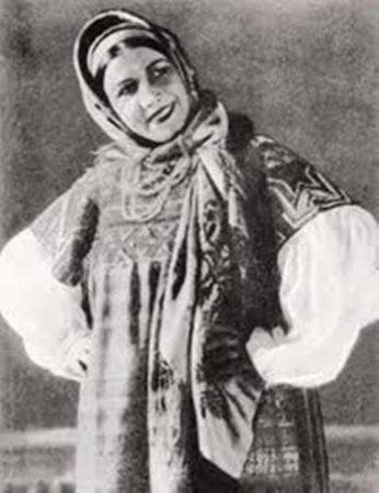 Лидия Русланова фото