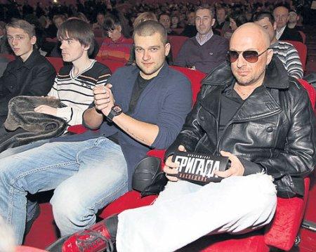 Нагиев с сыном фото