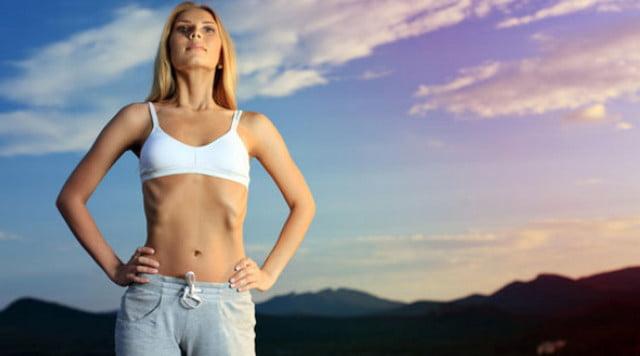 Самое эффективное упражнение убрать живот после родов