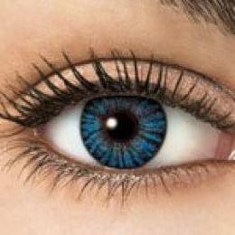 Цветные линзы для карих глаз фото