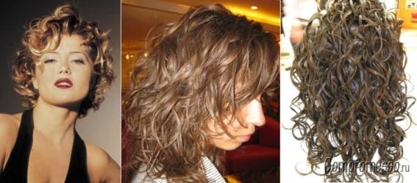 Карвинг завивка волос фото