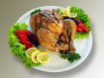 Как приготовить цесарку в духовке? Рецепт вкусного, праздничного блюда.