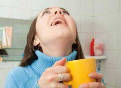 стрептоцид порошок для горла фото